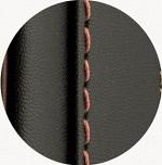 大マチの手縫い補強部分